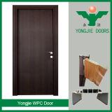 Portes imperméables à l'eau de l'eau de polymère de portes de WPC (WPC-002)