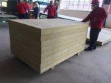 低いDensity40- 50kg/3の岩綿のボード