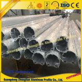 Perfil de alumínio industrial para a tubulação de alumínio do alumínio da câmara de ar