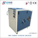 Removedor do carbono do motor de gás de Hho
