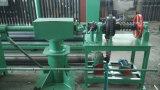 Máquina elevada do engranzamento de fio de Gabion da torção do dobro do PLC da eficiência de funcionamento