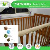 반대로 먼지 진드기 테리 면 100% 방수 한계 할인 아기 어린이 침대 매트리스 Encasement 고품질