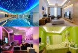 Licht-multi Farbe 5050 des Weihnachten150leds flexibles LED Streifen-Licht RGB-