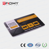 Cartão de papel quente da busca RFID para o pagamento do bilhete