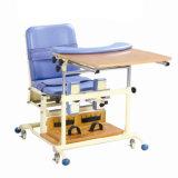 Rehabilitation-Geräten-Kinder, die Rahmen-Kind-Stuhl stehen