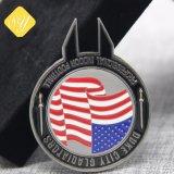 preço de fábrica personalizada de Metal Campeão ordens de moeda de desafio da concorrência