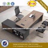 安い価格MFC木のマホガニーカラー管理の机(HX-8N2273)