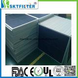 Waschbares Luftfilter-Mikron-Nylonfilter-Ineinander greifen