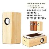 Spreker Bluetooth van de Magnetische Inductie van de Aanraking van de Magnetische Resonantie van de mobilofoon de Houten