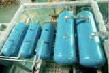 Vier de Machine van Thermoforming van de Plastic Dozen van de werkende Post