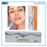 피부 관리를 위한 Singfiller Hyaluronic 산 화장품 충전물