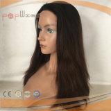 PU Custom Virgin Hair Skin Top Laces Wig (PPG-l-0603)