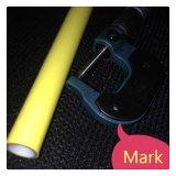 Soldadura a tope del tubo del Pex-Al-Pex del gas en color amarillo
