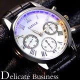 Wristwatch людей способа вахты Z317 Yazole