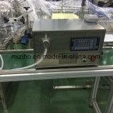 Shampoo de alta qualidade em gel de banho de detergente líquido semiautomático máquina de enchimento