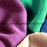Stile del tessuto dello Spandex dello Spandex 200d del poliestere 4% di 96% di cationico