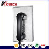 Телефон лифта телефона внутренной связи SUS телефона телефона назеиной линия взрывозащищенный