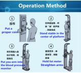 Dhm-15A Blutdruck-fette Messinstrument-Gewicht-Höhen-Karosserien-Messinstrument-Karosserien-Aufbau-Schuppe
