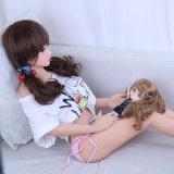 muñeca adulta verdadera japonesa del sexo del silicón tan lindo del 125cm para los hombres