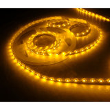 Couleur flexible 3528 300LEDs 5m de jaune de bande de DEL