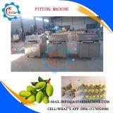 Volledige Automatische het Kuiltjes maken in van de Kers van het Fruit van het Roestvrij staal Machine