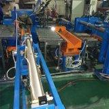 Machine à filer chaude de différentes tailles réglée comprenant le four à induction