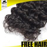 5A бразильского населения африканского происхождения Kinky высокого качества человеческого волоса