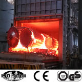 Fornace rigeneratrice personalizzata del riscaldamento di gas