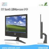 17 '' ultradünne LCD Bildschirmanzeige alle in einem PC