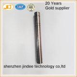 Микро- подвергать механической обработке, микро- части металла CNC подвергая механической обработке
