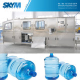 Máquina de rellenar en botella barril del agua potable del acero inoxidable