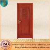 Desheng modelos de puertas de madera de Teca maciza Precio