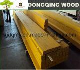 Bois de construction de LVL d'eucalyptus pour l'usage encadré par porte