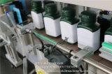 Un'etichettatrice adesiva laterale automatica per la bottiglia quadrata