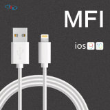 iPhone X/8/8 Plus/7/7 Plus/6/6 Plus/5/5s/5c를 위한 Mfi Certified Manufacturer Sync & Charge 8 Pin Lightning USB Cable
