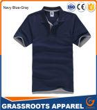Camisas de polo do algodão do t-shirt da impressão de Jersey para homens