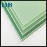 Materiais de isolação Epoxy naturais da folha da fibra de vidro G10