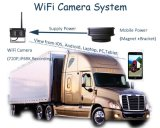 2600mAh는 무선 뒷 전망 모니터 사진기를 위한 재충전용 12V 백업 건전지를 방수 처리한다