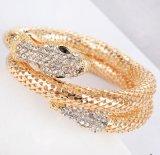 Chaîne serpent en alliage de style Punk Bangles& Bracelets, accessoire de mode