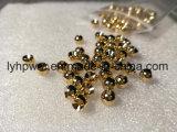 Ordinateur de poche Tungsten facettes perles fendu de tungstène de diamant pour la pêche Lure