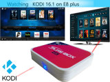 Case E8 Plus Android 6.0 TV Box 2g 8g double Kodi WiFi Smart TV IPTV Media Player Set Top Box en stock