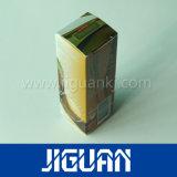 디자인 약 포장 금 각인 홀로그램 작은 유리병 상자를 해방하십시오