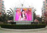 Nuovo P5 IP65 esterno LED che fa pubblicità allo schermo di visualizzazione con il sistema di Nationstar LED Novastar