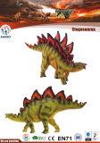 Dinosauro di plastica del PVC del modello nuovo per la decorazione ed il divertimento