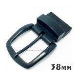 La boucle de courroie réversible en alliage de zinc de Pin de boucle en métal de qualité pour la robe ceinture les sacs à main de chaussures de vêtement (XWS-ZD301--ZD439)