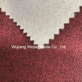Tissu cationique pour la chaussure d'Uphostery de meubles de sofa