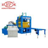 Bloc complètement automatique de Qt4-15D faisant à machine Hongfa la chaîne de production de brique de machines lourdes