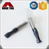 Molinos de extremo redondos de la nariz del buen carburo largo de la precisión para las herramientas de corte