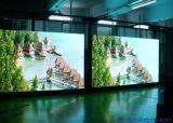 Wasserdichte bekanntmachende farbenreiche Bildschirmanzeige LED-P8