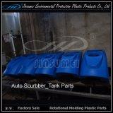 Composants de produit de nettoyage Scrubber Fabrique de rotomoulage